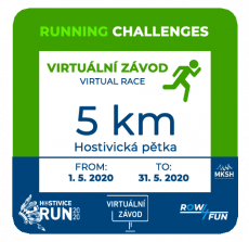 Hostivice RUN - 5 km