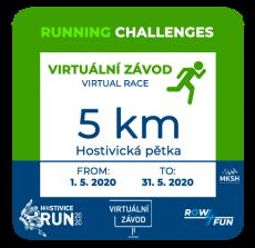 Hostivice RUN - 5 km