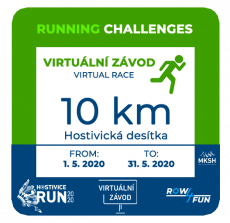 Hostivice RUN - 10 km