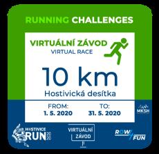 Hostivice RUN - 10 km