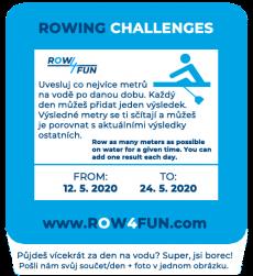 Row4fun.com - rowing challenge