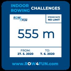 Row4Fun - vyzvy - 23