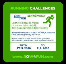 Row4fun.com - Běh (Running)
